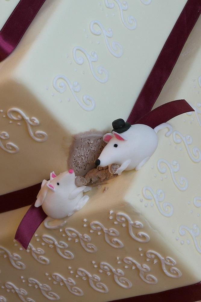 Fondant Mice