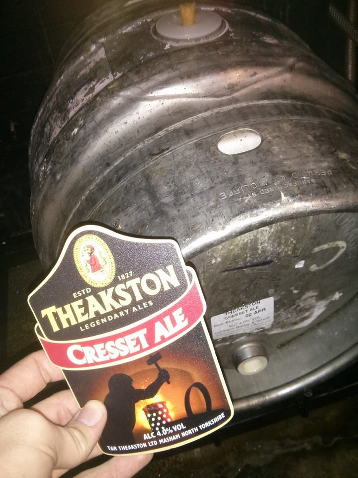 A mellow brew with a rich malty sweetness, weighing in at 4%.