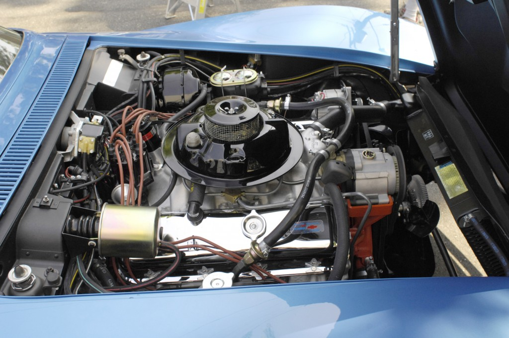 L88 Engine Compartment