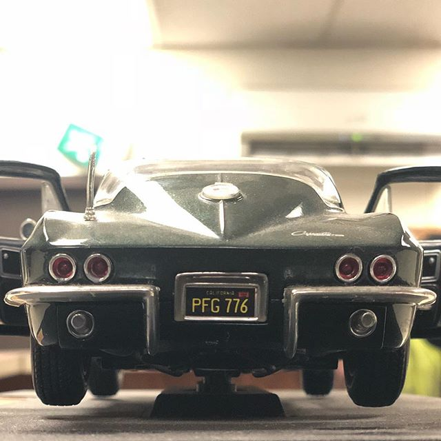 #Maisto 1965 #Corvette #toymodel #diecastcollector #diecastcar