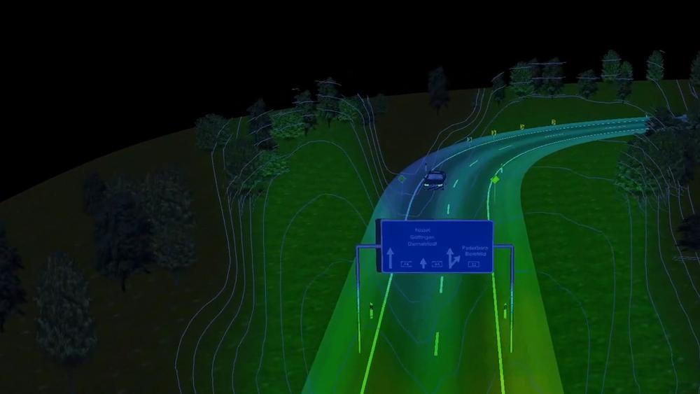 Innovations - Adaptive Driving Beam