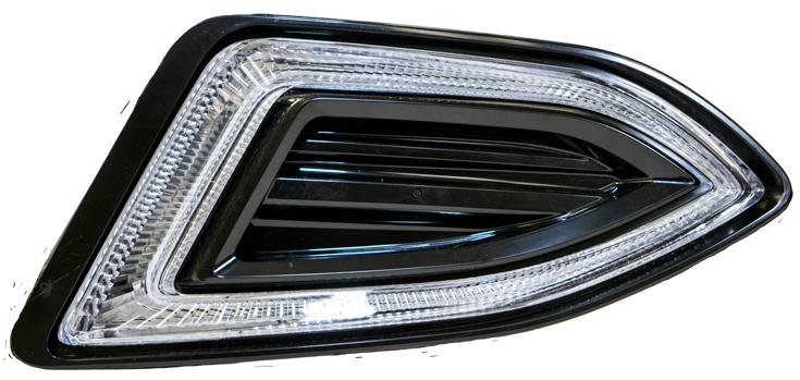Ford Edge Signature Lamp