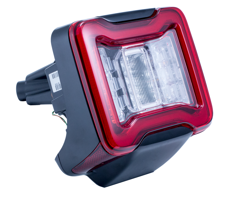 Jeep Wrangler Tail Lamp