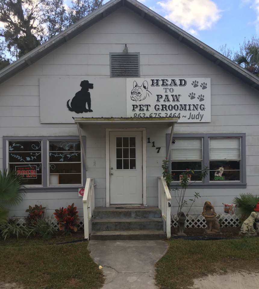 Head to Paw