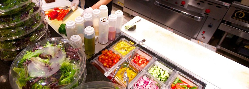 all orders are made to order with fresh ingredients