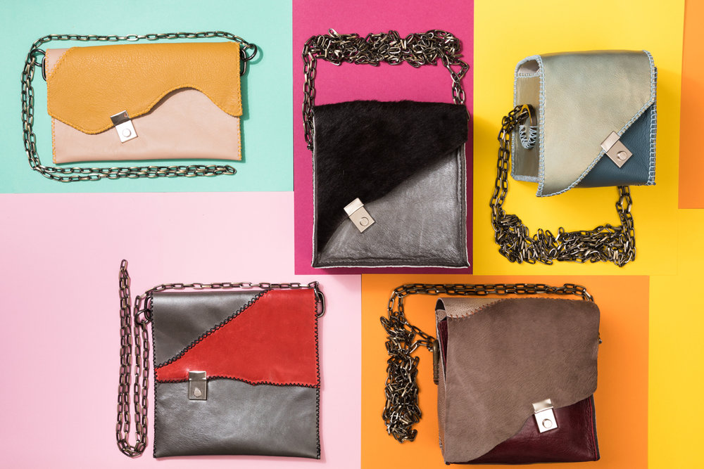 Flawsome Leather Purses