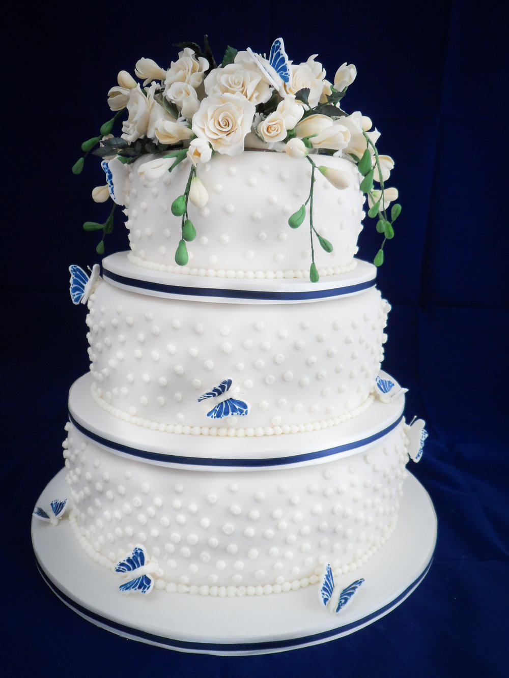 Wedding Cakes — Cakes d\'licious