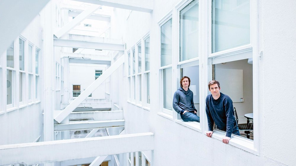 Image Credit -    Forbes    (Zach Perret and William Hockey, Founders of Plaid)