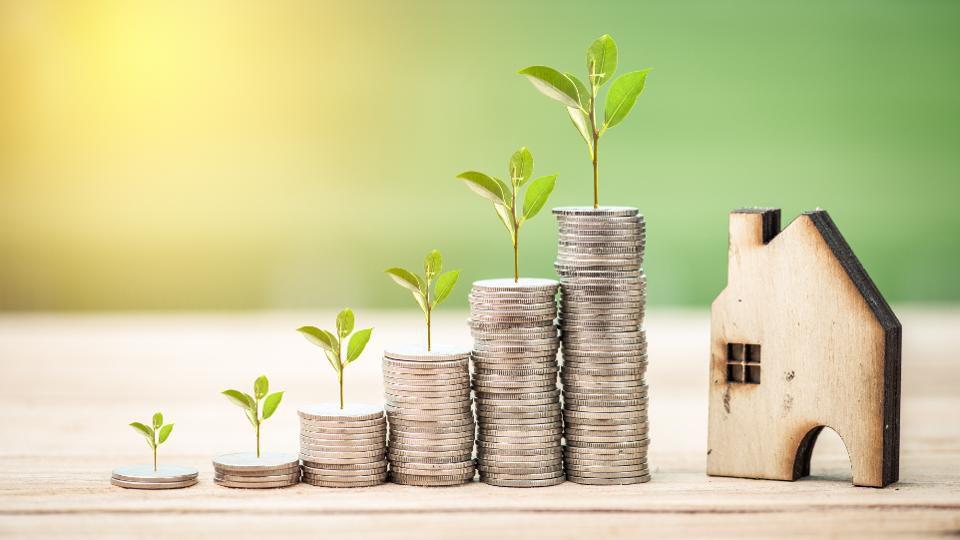 Savings Increase Toward a Home ( Image Credit - Forbes )
