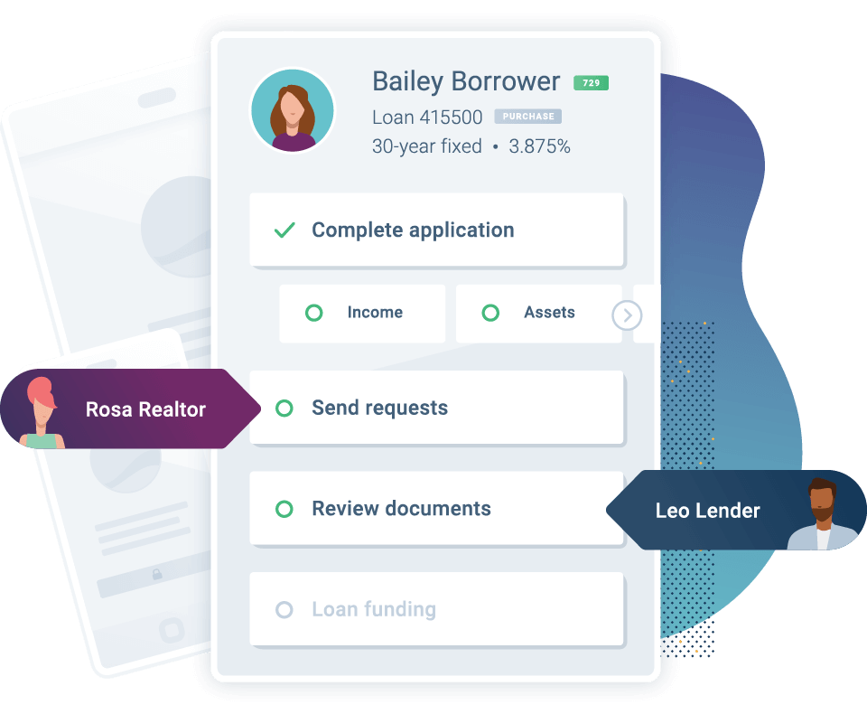 Product screen of Blend platform ( Image Credit - Blend )