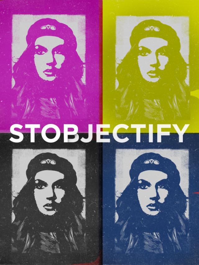 Stopjectify warhol