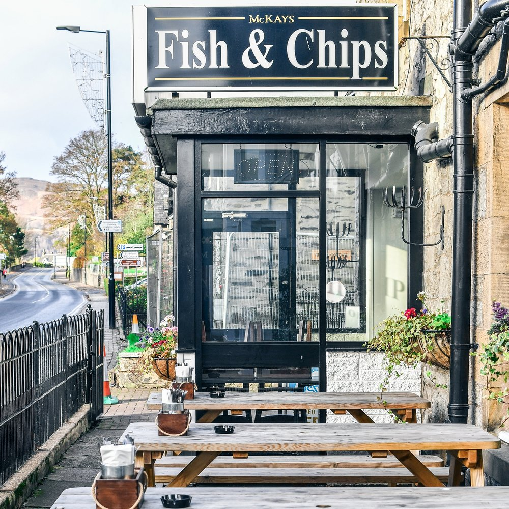 The Chippy -