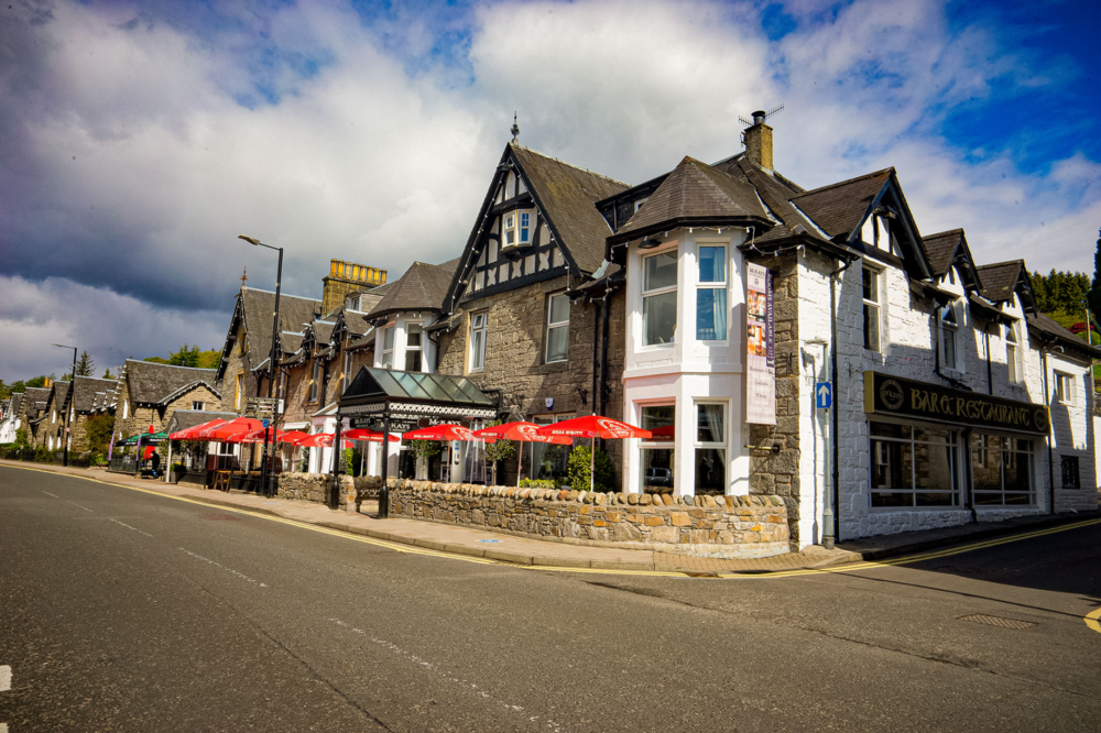 McKays   Hotel, bar & restaurant in the heart of Pitlochry   Contact us