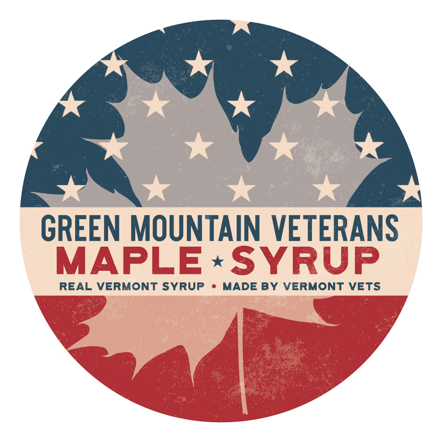 Green Mountain Veterans Maple Syrup