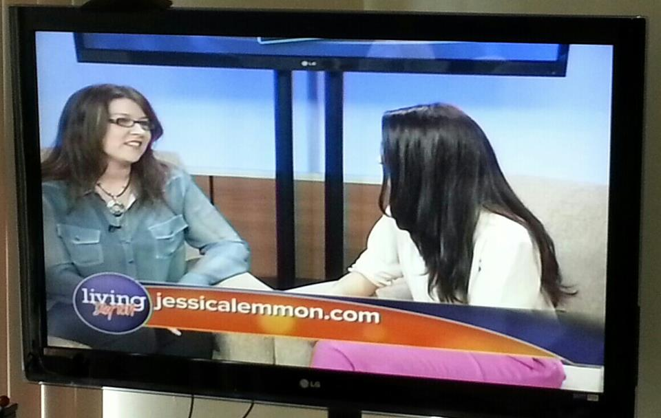 """On the television show """"Living Dayton"""" with host Nathalie."""