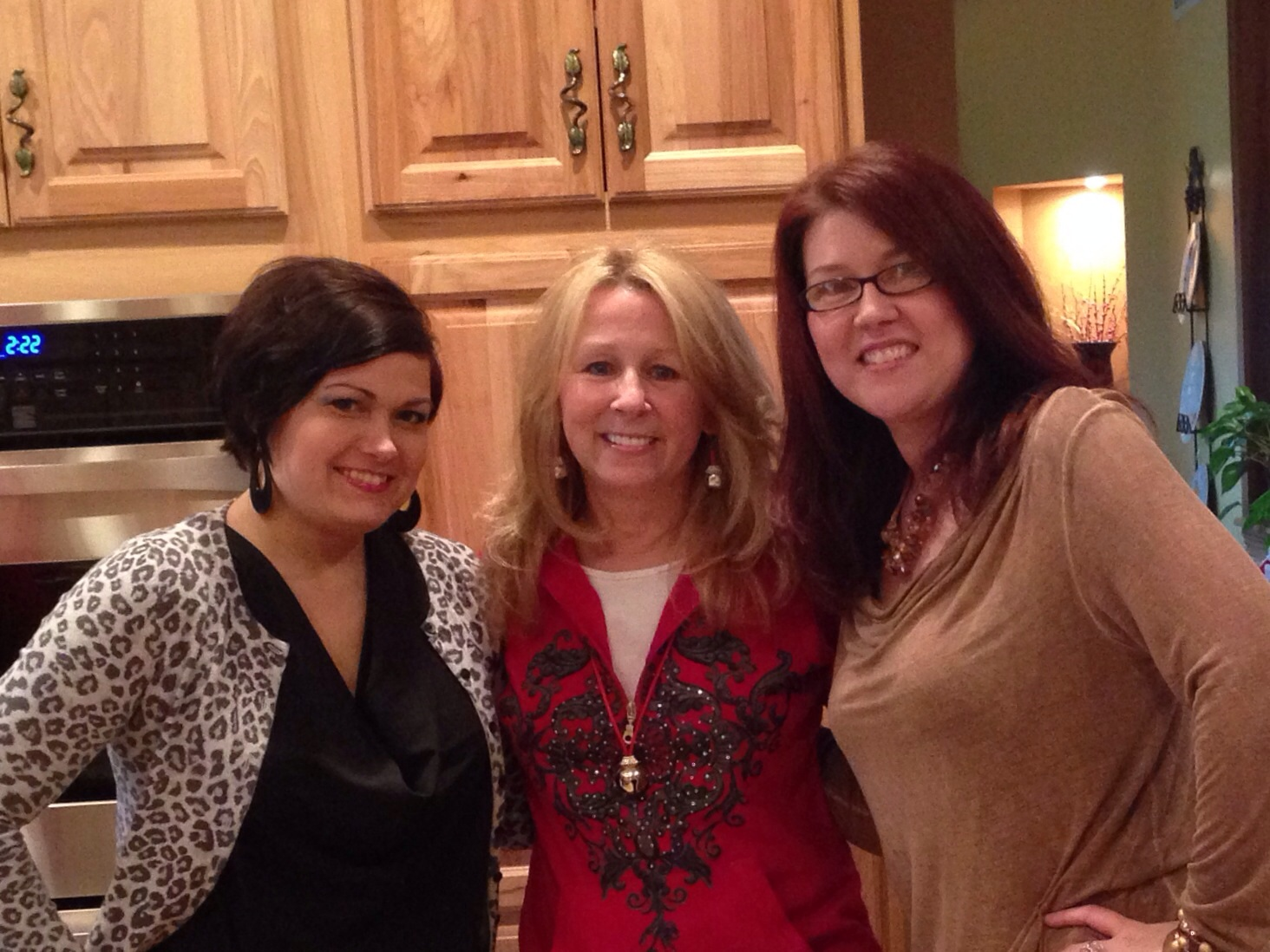 with Jules Bennett and Lori Foster