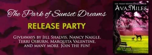 Ava Miles FB party