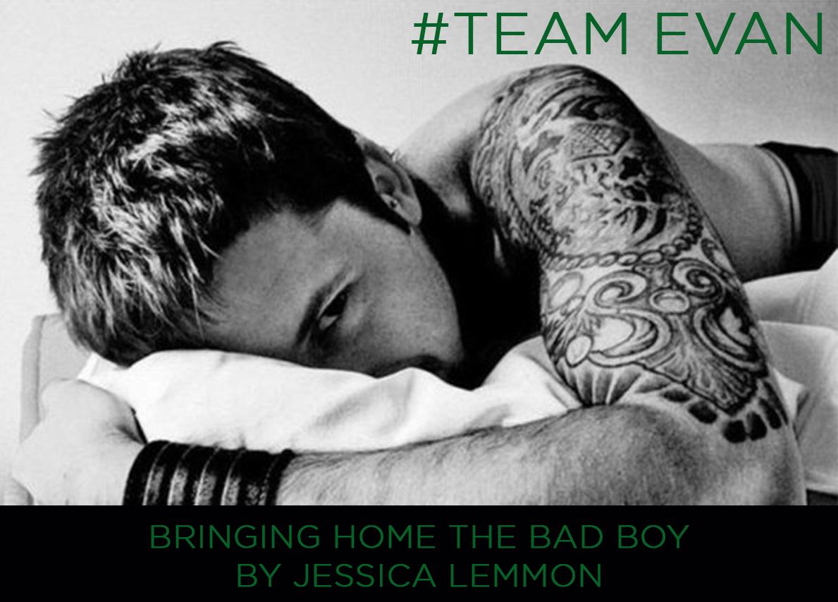 #TeamEvan