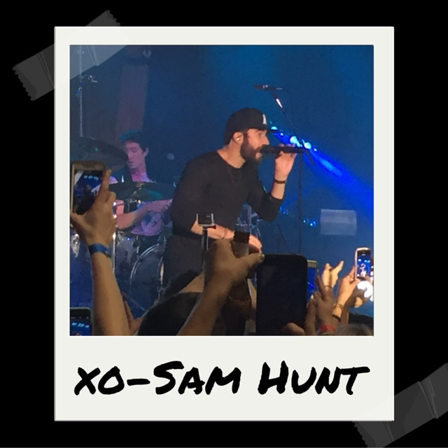 Sam Hunt in Charlotte, NC!