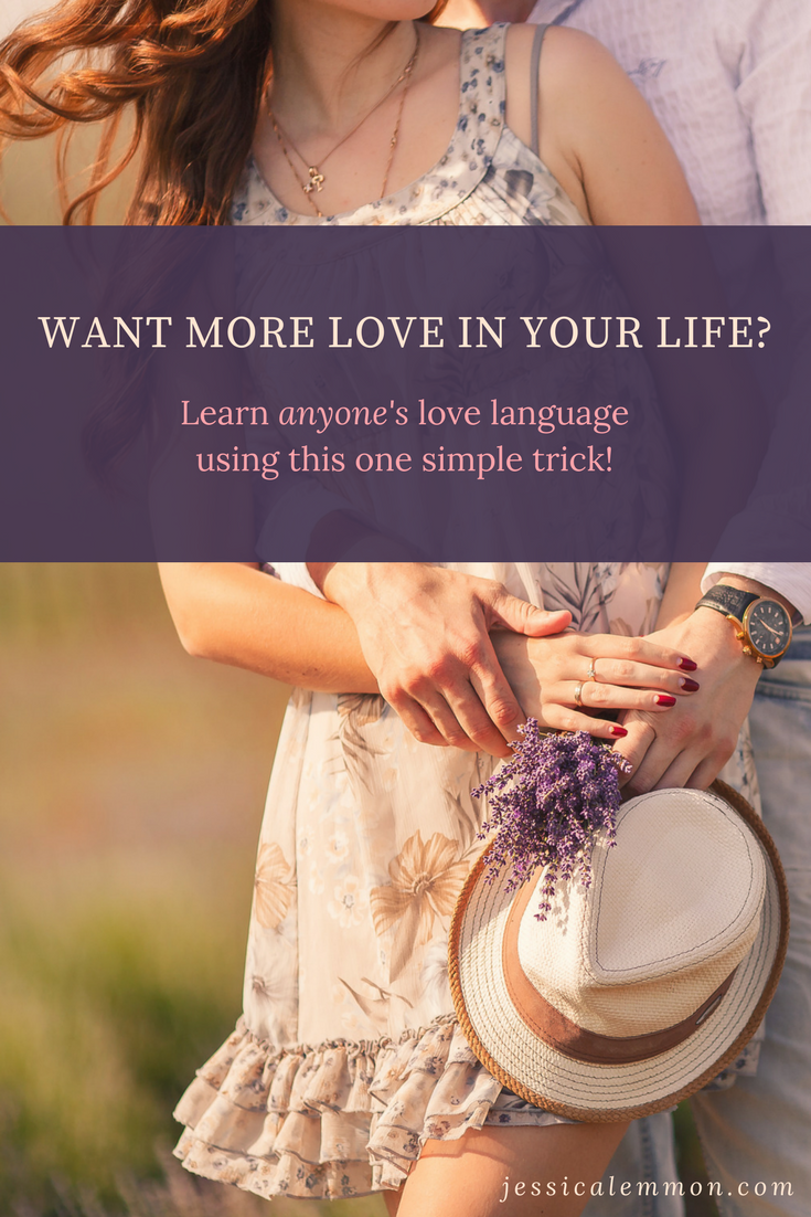 Want More Love in Your Life?