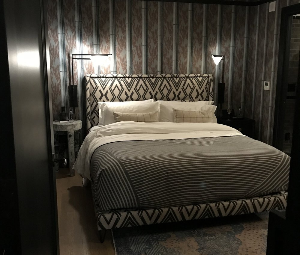 Loved this bedroom!