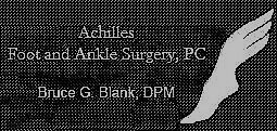 Achilles Foot and Ankle Surgery, P.C.