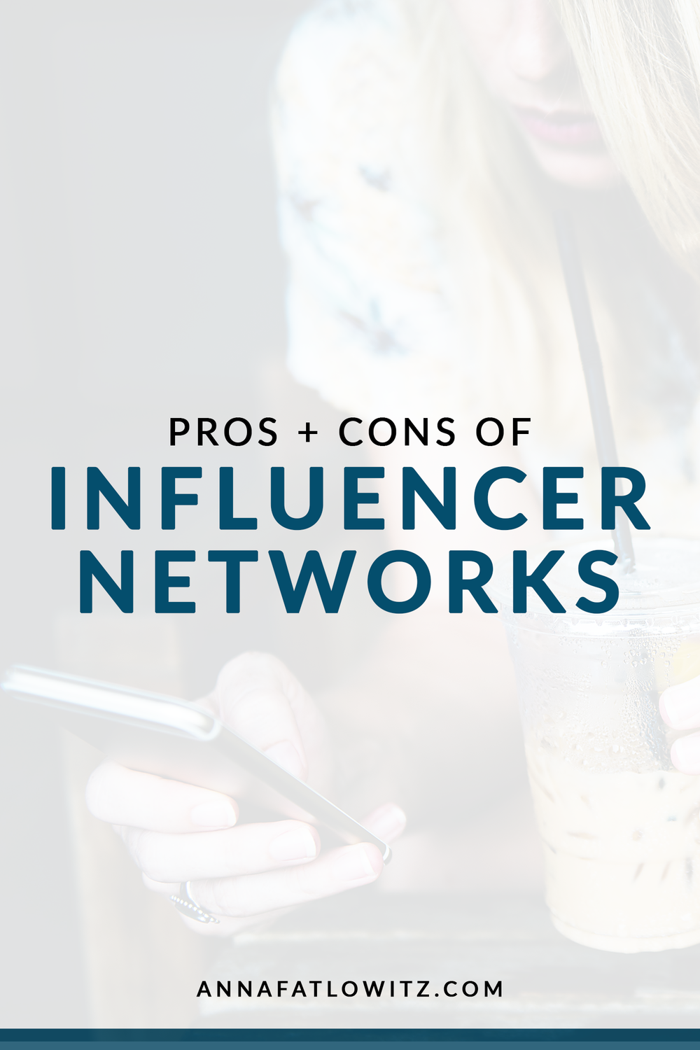 Thinking about using an influencer network to work with brands? Here are some pros and cons from a brand's perspective.