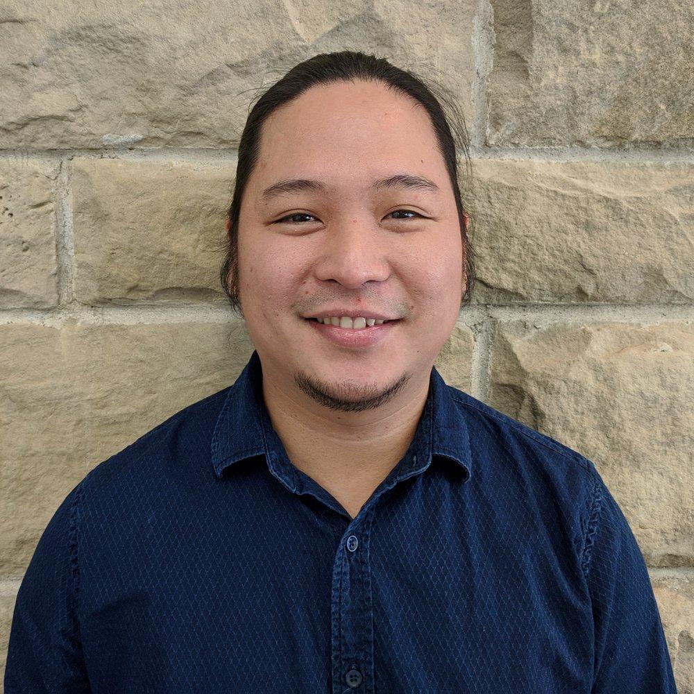 Raymond Gonzalez (Full Stack Developer)