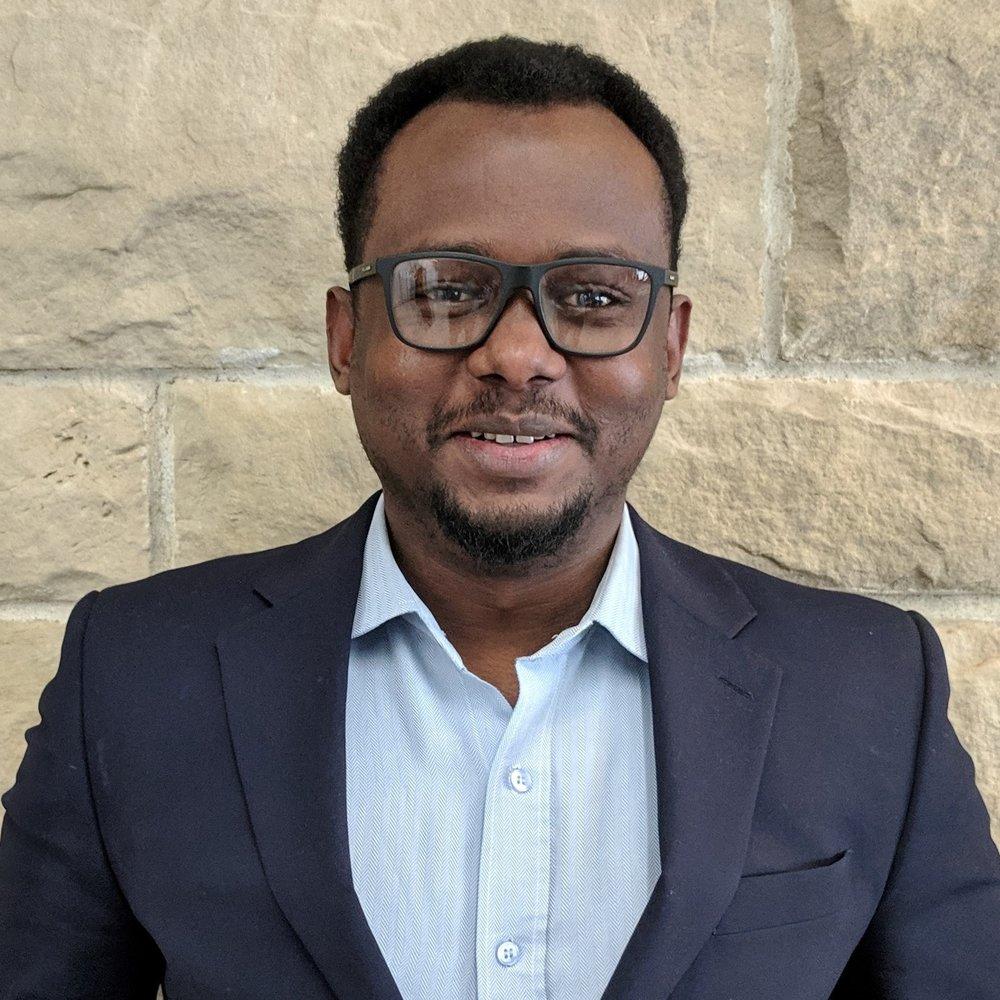 Amadou Barry (Full Stack Developer)