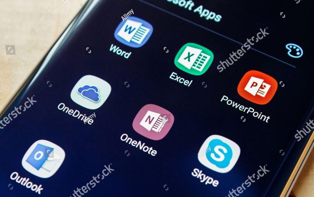 icone microsoft sur mobile shutterstock 697986112.JPG