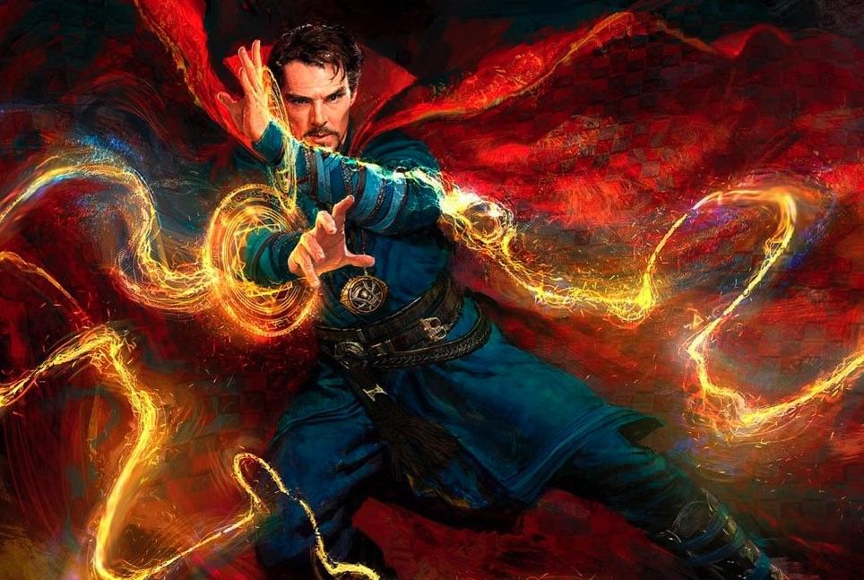 Benedict Cumberbatch me gusta mucho pero se han equivocado con Doc Strange.