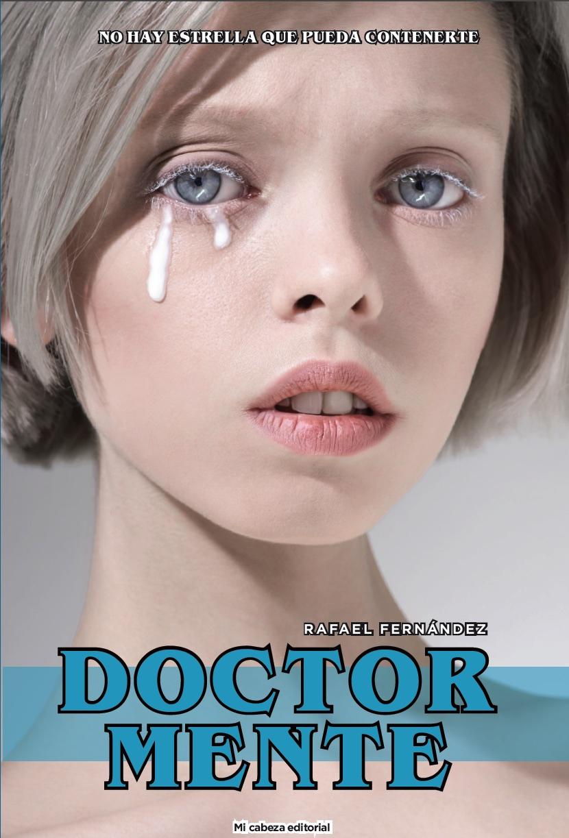 """Esta es la novela que voy a sacar en septiembre. Antes se llamaba """"El Huelebragas"""". La portada no es la definitiva. El título, tampoco."""