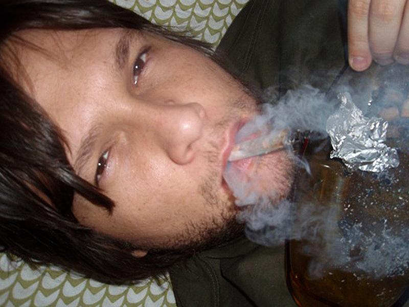 Esta foto, de 2009, es la más vergonzosa que me he sacado en mi vida. Jamás me volveré/volveréis a ver así.
