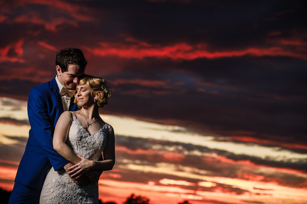 brielle-davis-events-photography-by-brea-linganore-winery-james-sarah-wedding-bride-and-groom-sunset.jpg