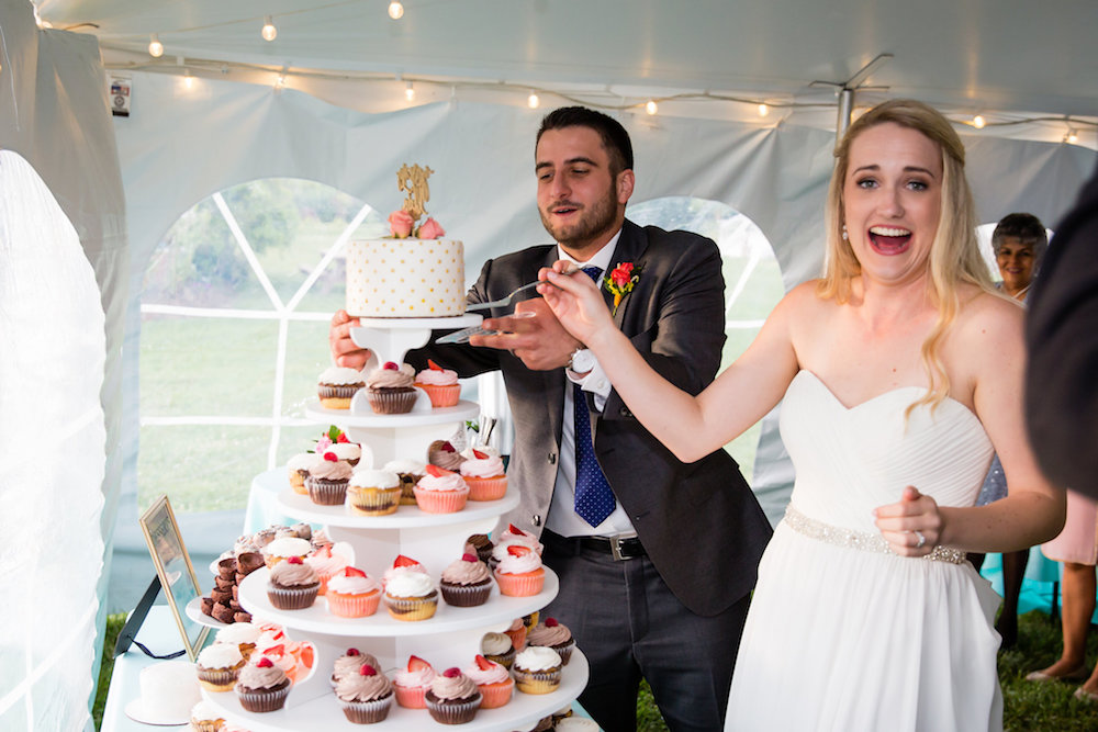brielle-davis-events-weatherly-farm-waterfront-wedding-reception-cake-laughs.jpg