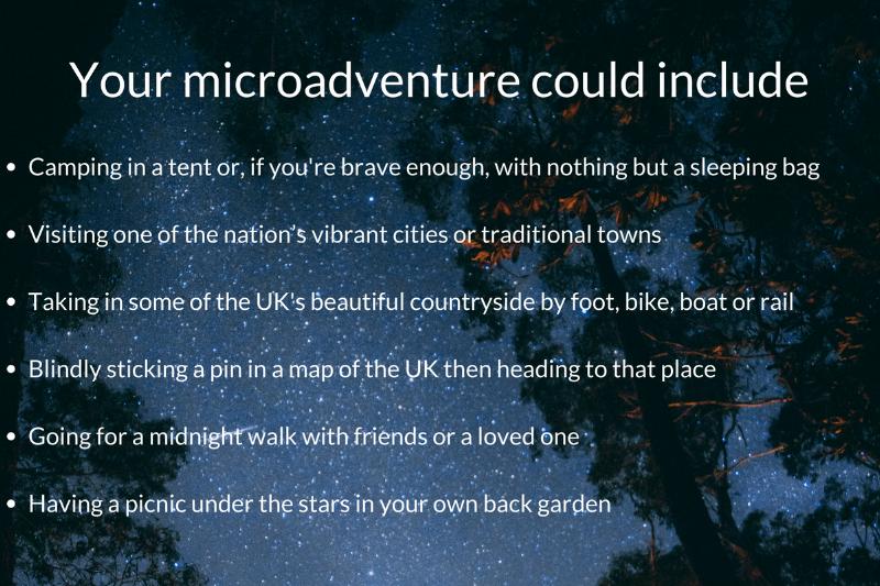 Microadventure