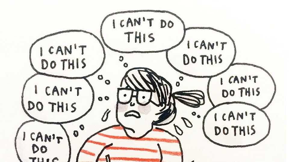 Illustration by Gemma Correll (shared on Instagram - check out  Gemma Correll's brilliant work here )