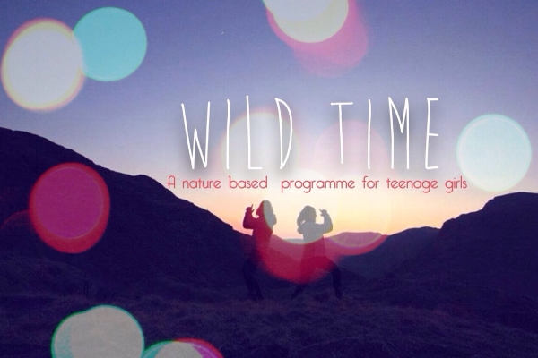 Wild Time for girls - wildwise - Creative director for a nature-based mentoring program for teenage girls. This year long program addresses pertinent themes facing young women such as body image and emotional resilience, whilst also providing a space to explore, learn new skills, meet new people and have an adventure.