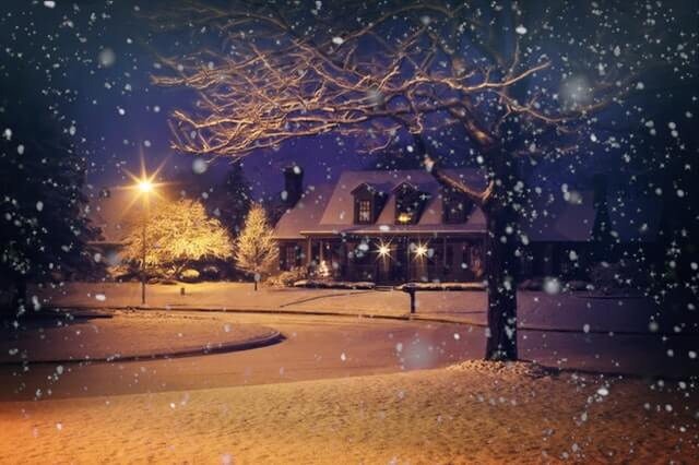 Holiday Music - GreensleevesHere Comes Santa ClausSilent NightWhite Christmas