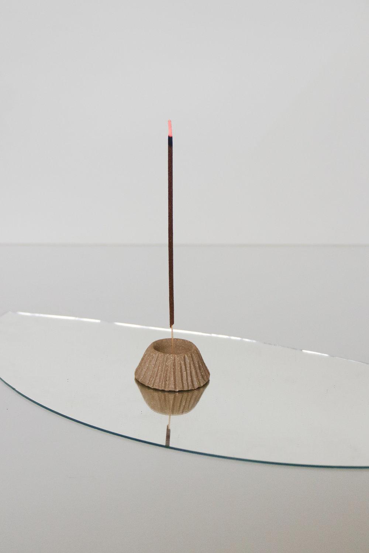 Relief no. 1 Incense Burner by Held Ceramics - $18