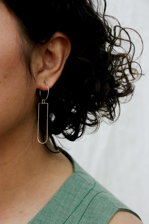 Goldeluxe Jewelry Bauhaus III Earrings