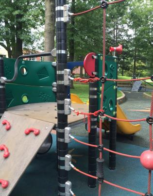 District maintains 84 playgrounds; 62 beyond 15-year lifecycle -