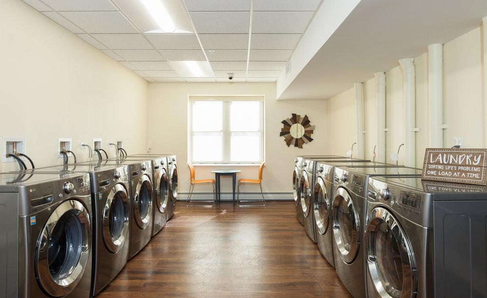 Resident Laundry