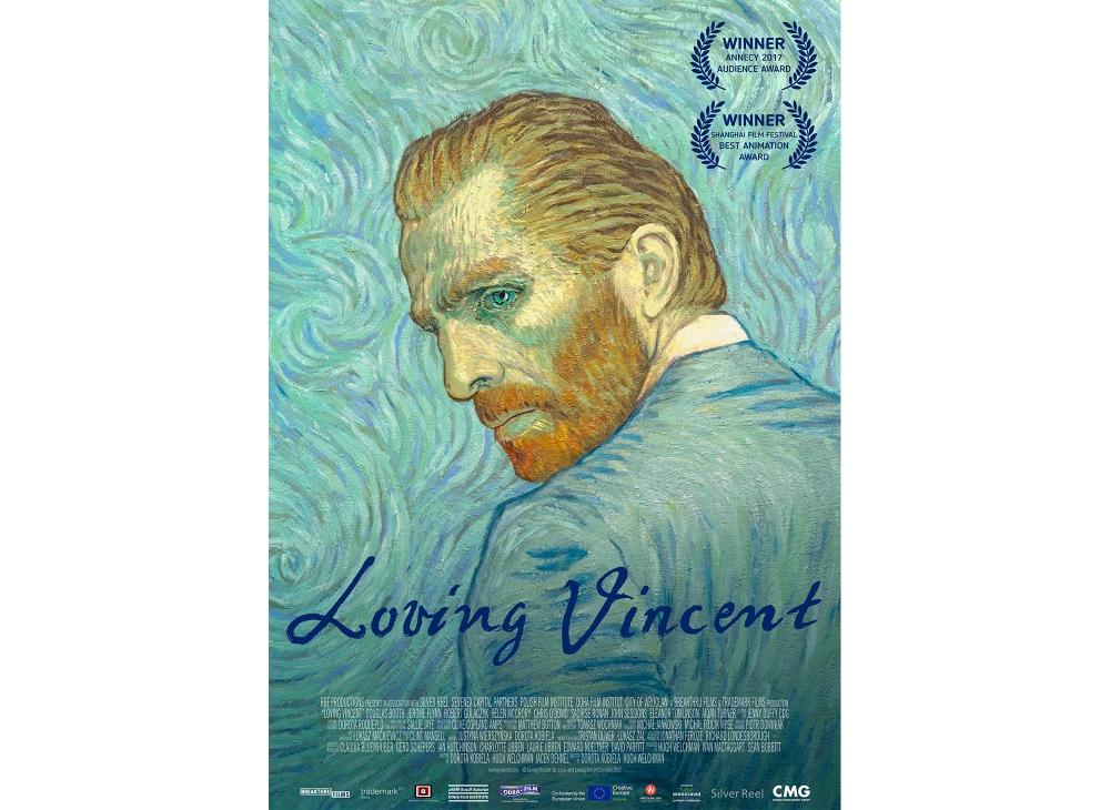 Directed by Dorota Kobiela and Hugh Welchman - Written by Dorota Kobiela, Hugh Welchman, and Jacek Dehnel