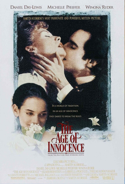Directed by Martin Scorsese - Written by Martin Scorsese and Jay Cocks - Based on the novel by Edith Wharton