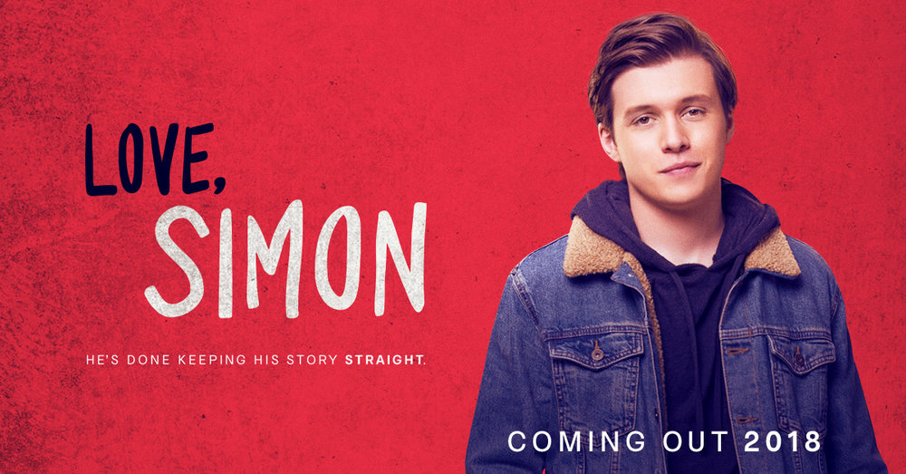 Directed by Greg Berlanti - Written by Elizabeth Berger and Isaac Aptaker - Based on the book by Becky Albertalli