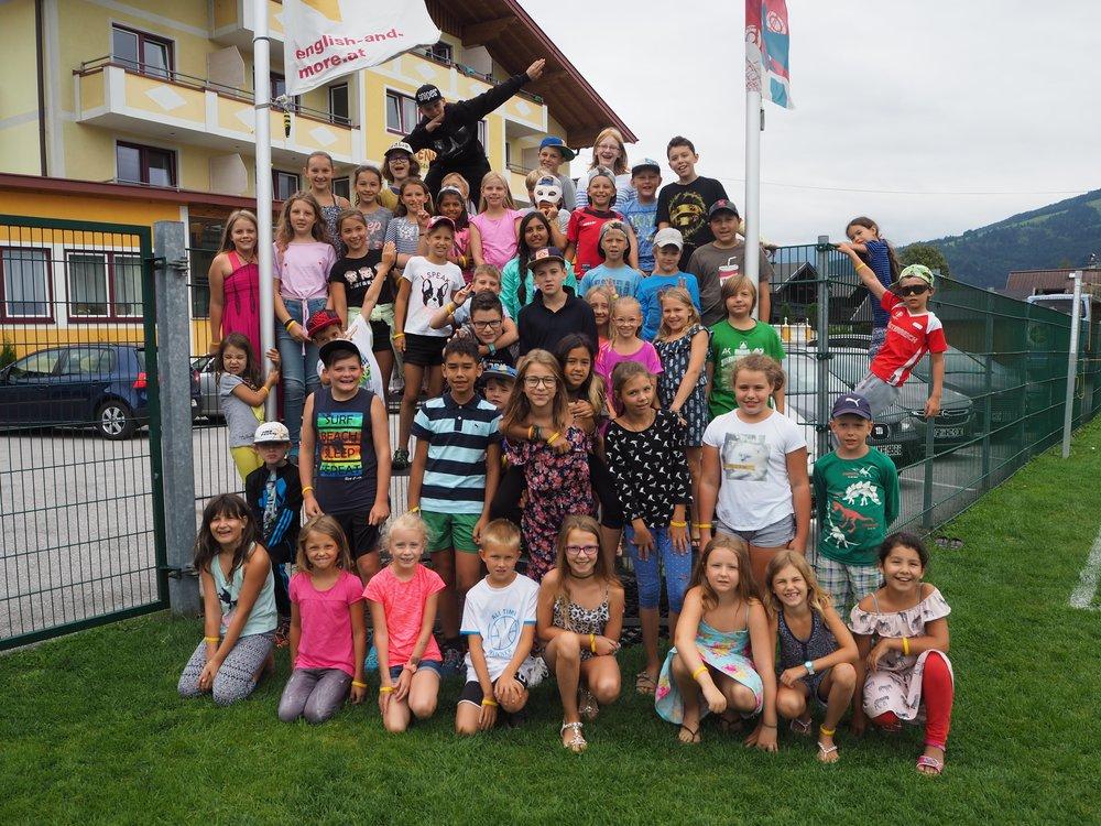 - LIFE Kids Camp 2018