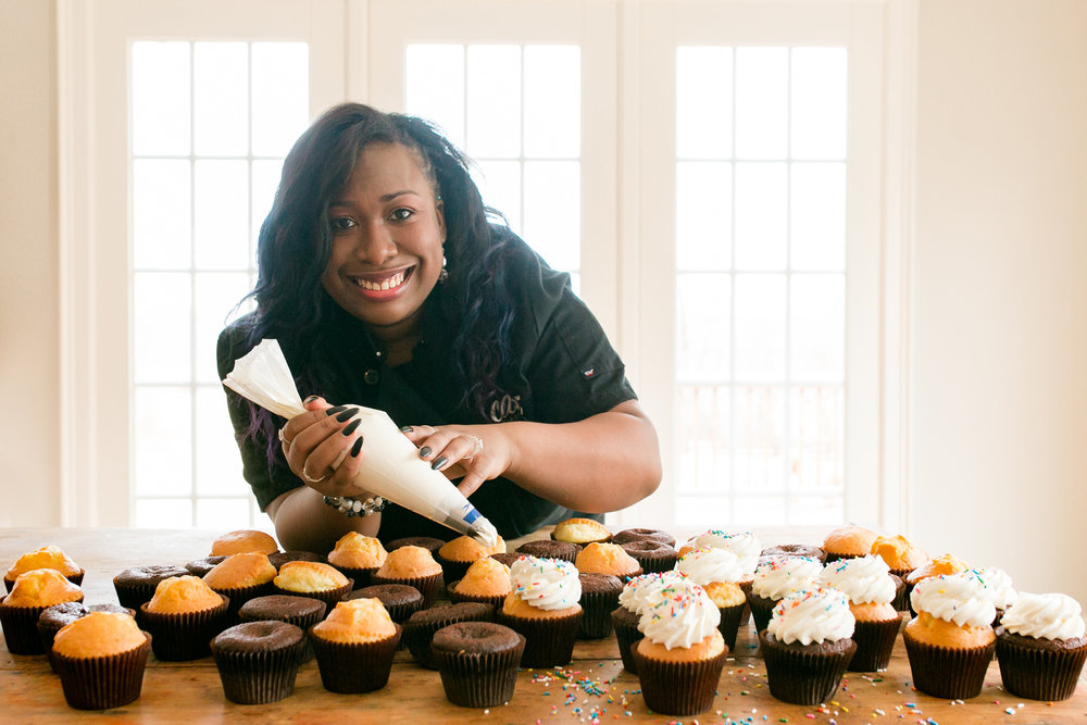 Juvie Price, Lead Pastry Chef