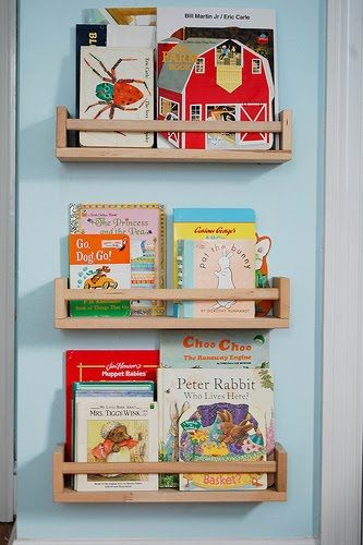 From Spice Rack to Reading Nook