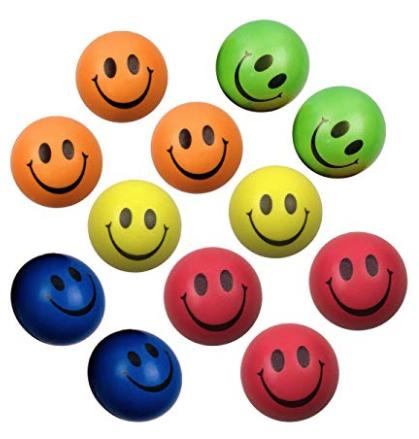 12 pack stress balls - $6.99